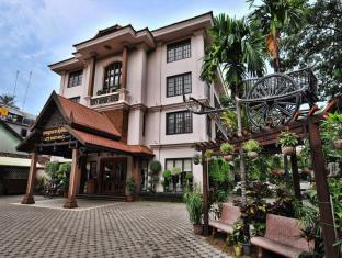 City River Hotel Siem Reap - Front View Building