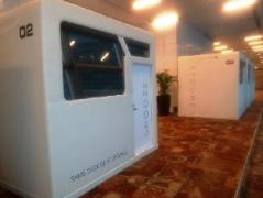 Delhi Airport Snooze - Sleeping Pods Hotel India