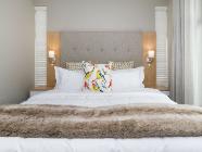 Executive Apartment mit Doppelbett für 2 Personen