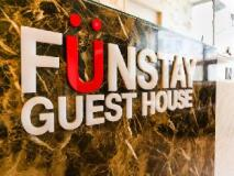 Funstay Inn Guesthouse: reception