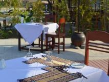 Diamond Hotel: restaurant
