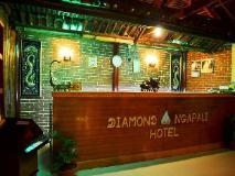 Diamond Hotel: reception