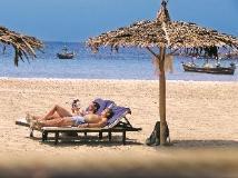Diamond Hotel: beach