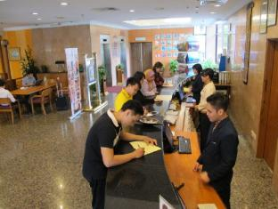 Grand Continental Kuching Hotel Kuching - Reception Counter