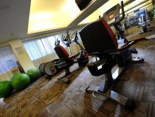 Grand Margherita Hotel Kuching - Fitneszterem