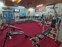 Hotel Mandalay: fitness room
