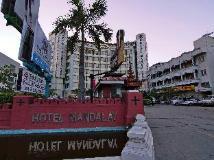 Hotel Mandalay: interior