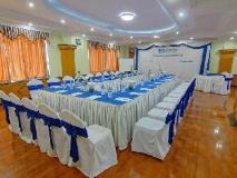 Hotel Mandalay: meeting room