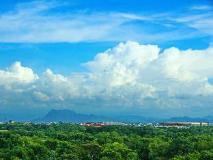 Hotel Mandalay: view
