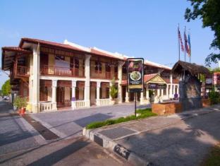 1926 Heritage Hotel Penang - Exterior view Burmah Road
