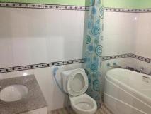 Champa Muang Xam Hotel: bathroom