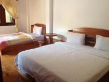 Thipphonexay Hotel: guest room