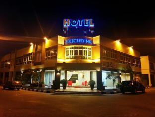 ホテル チェックドイン