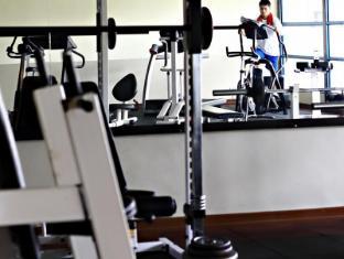 Merdeka Palace Hotel & Suites Kuching - Dvorana za fitness