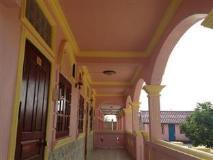 Oudavanh Guest House: exterior