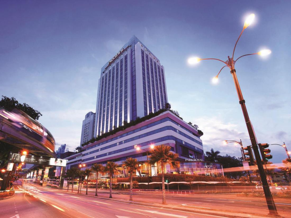 Feel the pulse of Bukit Bintang at Kuala Lumpur when you stay in the heart of the capital's premium shopping and entertainment precinct