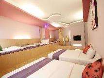 Kenting Hostel: suite room