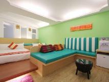 Kenting Hostel: guest room