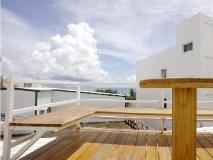 Kenting Hostel: balcony/terrace