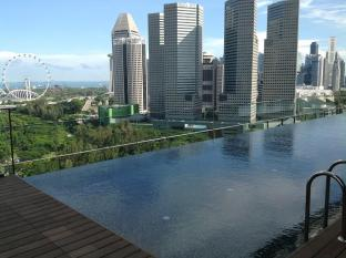 Pan Pacific Serviced Suites Beach Road, Singapore Singapore - Swimming Pool