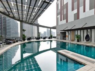 Ascott Kuala Lumpur Kuala Lumpur - Swimming Pool