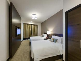 Ascott Kuala Lumpur Kuala Lumpur - 2 Bedroom Deluxe 2nd Bedroom