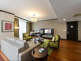 Ascott Kuala Lumpur Kuala Lumpur - 2 Bedroom Premier Living Area