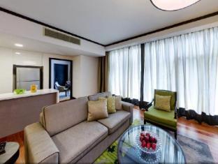 Ascott Kuala Lumpur Kuala Lumpur - 1 Bedroom Executive Living Area