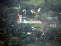 Panoramic Resort: surroundings