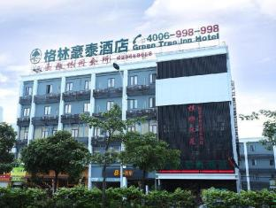 GreenTree Inn Guangzhou Panyu Bus Station Business Hotel