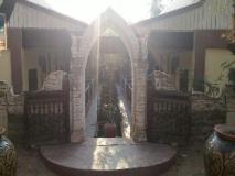 Mya Thida Hotel: entrance