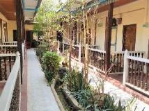 Mya Thida Hotel: balcony/terrace