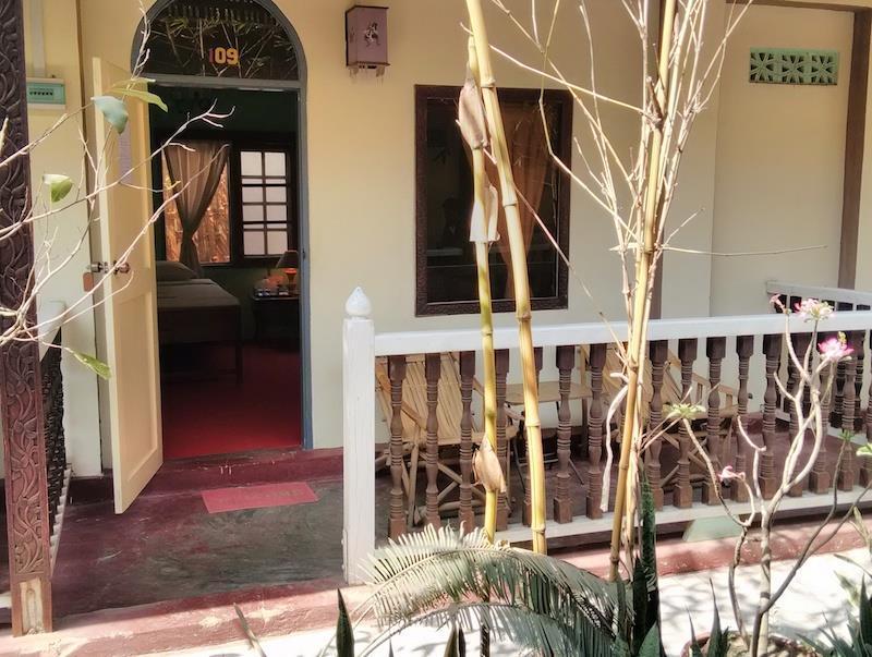 ミャ ティダー ホテル20