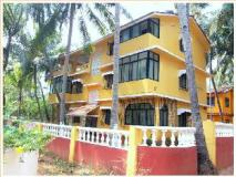 Shalom Guest House: main building