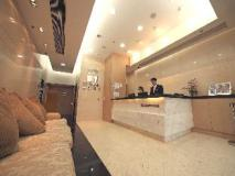 H1 Hotel: lobby