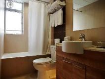 H1 Hotel: bathroom