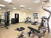 Nehal Hotel by Bin Majid Hotels and Resorts: fitness room