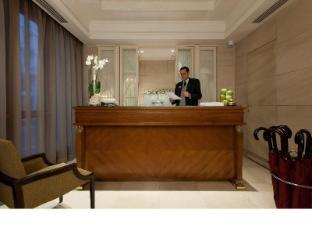 Hotel Stendhal & Luxury Suite Annex Rome - RECEPTION