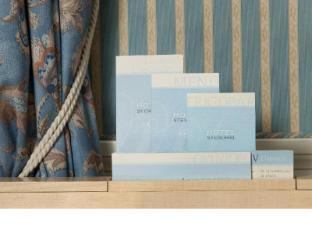 Hotel Stendhal & Luxury Suite Annex Rome - WELCOME DESK