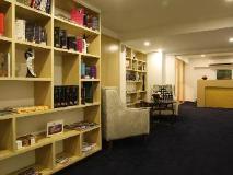 Deltin Suites: business center