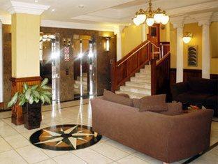 Royal Eagle Hotel London - Lobby
