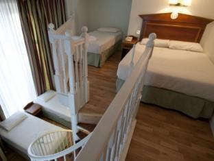 Royal Eagle Hotel London - Quad Room
