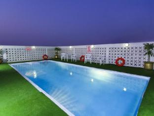 Landmark Hotel Dubaj - Basen