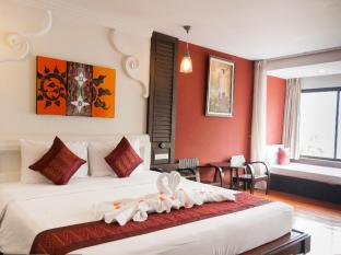 BP Chiang Mai City Hotel Chiang Mai - Boutique double bedroom