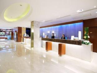 Crowne Plaza Beijing Wangfujing Hotel Beijing - Reception