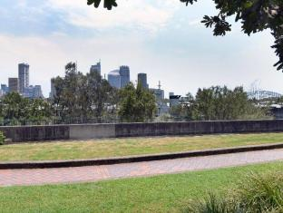 The Bayswater Sydney Sydney - View from Embarkation Park
