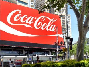 The Bayswater Sydney Sydney - King Cross Coca Cola Sign