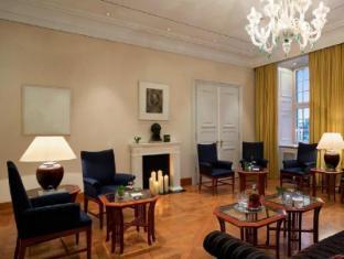 Hotel Taschenbergpalais Kempinski Дрезден - Интерьер отеля