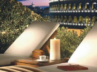 Capo D'Africa Hotel Rome - Balcony/Terrace