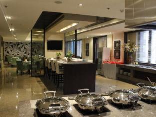 Lee Garden Service Apartment Beijing - Restaurant